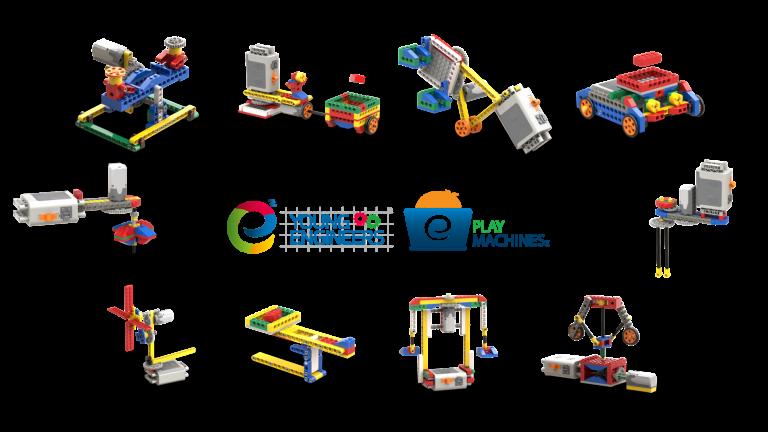 Play Machines I Models